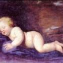 L'amore dormiente, una tela nel Museo Archeologico di Taranto
