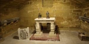 """Alezio. Le """"catacombe"""" della Madonna della Lizza"""