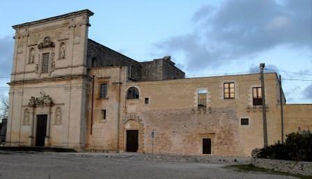 ... dei padri Domenicani di Muro Leccese - Fondazione Terra DOtranto