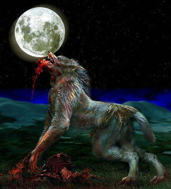 Salento e lupi mannari