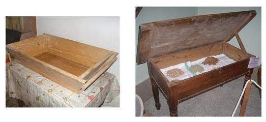 La mattra e il suo albero genealogico fondazione terra d 39 otranto - Tavolo attrezzato per impastare ...