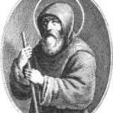 La statua di san Francesco da Paola a Ruffano