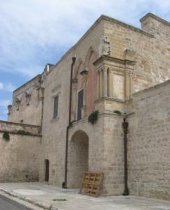il palazzo ducale di Seclì