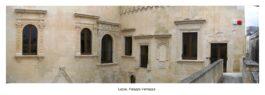 Restauro arbitrario nella Lecce del Rinascimento