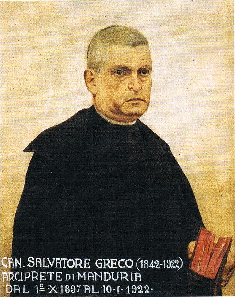 3) Arc.Salvatore Greco