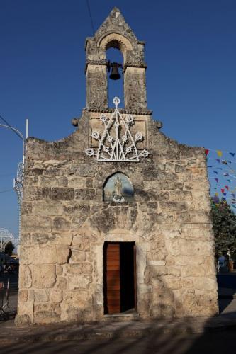 Muro Leccese. Santa Marina. Uno sguardo verso Oriente - Fondazione ...