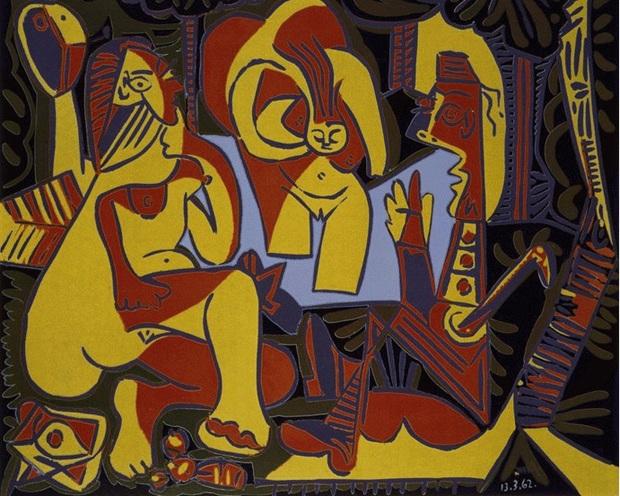 Pablo Picasso, Colazione sull'erba (stampa, 1962), Museo Picasso, Parigi