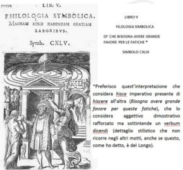 Alberico Longo di Nardò alle prese col Petrarca