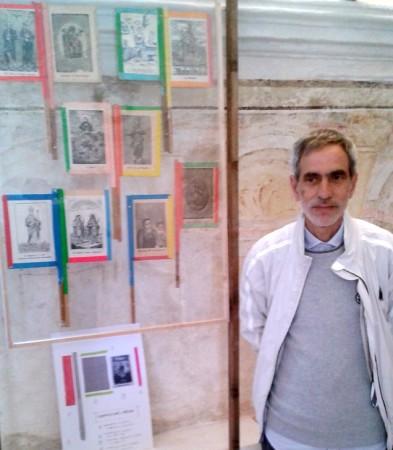 Antonio Chiarello e i ventagli devozionali