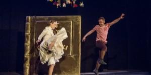 Due spettacoli di teatro per bambini e ragazzi