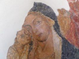 La chiesetta di Santa Maria della Neve in Galugnano
