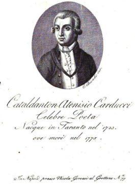 Gli Arcadi di Terra d'Otranto (3/x) : Tommaso Niccolò d'Aquino di Taranto (1665-1721)
