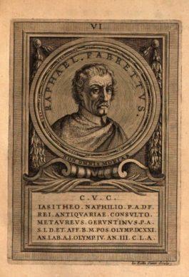 Gli Arcadi di Terra d'Otranto (4/x): Gaetano Romano Maffei di Grottaglie.