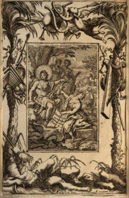 Gli Arcadi di Terra d'Otranto (5/x): Tommaso Maria Ferrari (1647-1716) di Casalnuovo