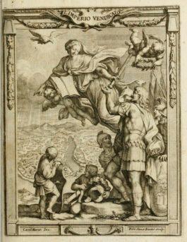 Antonio Caraccio di Nardò e le sue ecfrasi