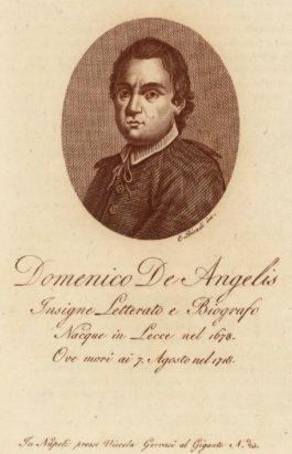 Gli Arcadi di Terra d'Otranto (17/x): Filippo De Angelis di Lecce