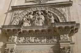 I coniugi Peruzzi, benefattori dello Spedale degli Innocenti a Firenze e fondatori del convento dei Minimi in Lecce