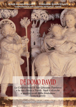 De Domo David. 39 autori per i 400 anni della confraternita di San Giuseppe di Nardò